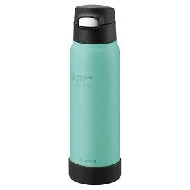 「ステンレスボトル」ストロータイプ 0.68L スモーキーブルー APA-R70ASMピーコック魔法瓶工業 包装無料