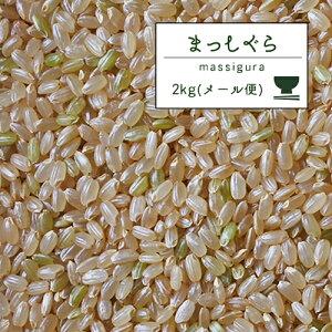 米 30kg 送料無料 人気 お米 玄米【1年産 青森県産 まっしぐら 玄米30kg】玄米 30キロ 精米無料