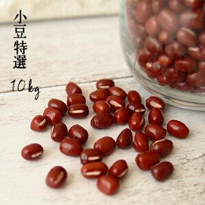 【1年産 青森県産 小豆特選 10kg 】(5kg×2袋)送料無料 国産 あずき