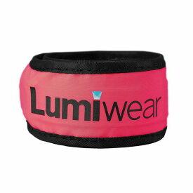 【4/5(日)はエントリー+楽天カードでP12倍】Lumiwear LEDスラップバンド ピンク LWSL1 Pink(2433339)