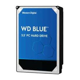 Western Digital ウエスタンデジタル3.5インチ 内蔵ハードディスク 6.0TB WD Blue SATA WD60EZAZ(2485853)送料無料