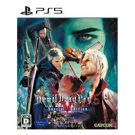 CAPCOM カプコンデビル メイ クライ 5 スペシャル エディション PS5 Devil May Cry 5 Special Edition ELJM30002(2502670)送料無料