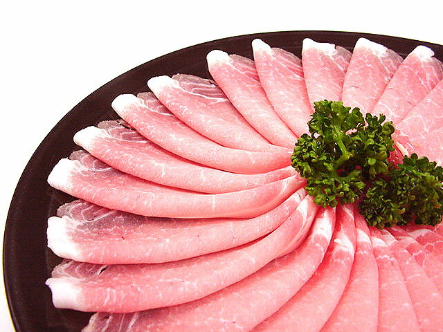 【いい肉屋】大分県産○豚ロースうす切しゃぶしゃぶ用【100g】★ビタミン豊富!