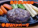 【いい肉屋】当店特製■ビッグハンバーグ[200g・1個]でっ・・でかい!肉汁がじゅわぁ〜♪