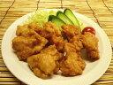【いい肉屋】大分名物・とり天(若鶏むね肉)[1袋・約300g入り]☆ポン酢・からし付