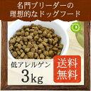 Native Dog プレミアムフィッシュ 低アレルゲン3kg【送料無料】