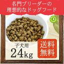 Native Dog プレミアムチキン 子犬用24kg(3kg×8)【送料無料】