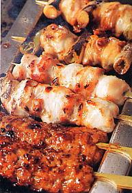 大和肉鶏の焼鳥