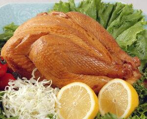 【鶏肉】大和肉鶏燻製・・丸ごと1羽