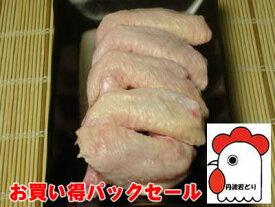 【お買い得パック1kg】丹波若どり手羽先(兵庫県産)