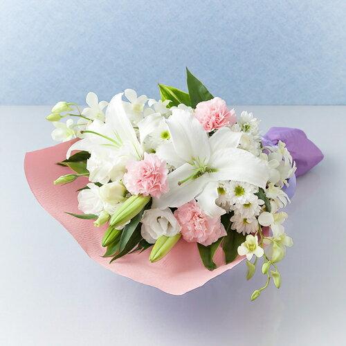 【お悔み・お供えの花】【花束/ブーケ】「懐旧の情」