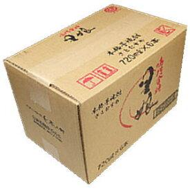 【2箱(12本)で送料無料 ※北海道700円、東北200円、沖縄2680円別途送料が必要です。】鳴門金時 里娘 焼酎箱売り 720ml 6本入 里むすめ