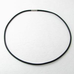 チョーカー ラバー製チョーカー シリコン金具 【2mm】 CH016