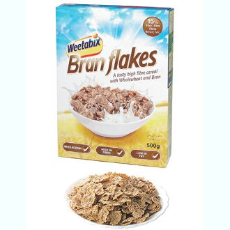 Bill settlement cannot be directly from 757-009 Weetabix bran Frakes 500 g x 10