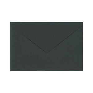 PAPER PALETTE(ペーパーパレット) 洋3封筒 ビオトープ ブラック 50枚 1737067 【文具・玩具 レビュー投稿で次回使える2000円クーポン全員にプレゼント文具】