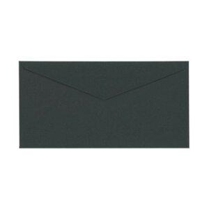 PAPER PALETTE(ペーパーパレット) 洋6封筒 ビオトープ ブラック 50枚 1737154 【文具・玩具 レビュー投稿で次回使える2000円クーポン全員にプレゼント文具】