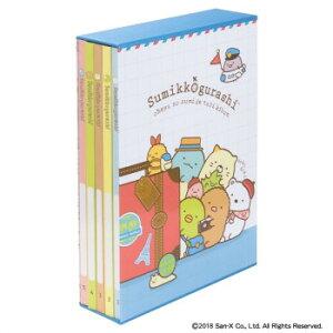 【送料無料】ナカバヤシ 5冊BOXアルバム すみっコぐらし ア-PL-1031-13 【文具・玩具 レビュー投稿で次回使える2000円クーポン全員にプレゼント文具】