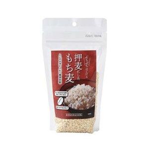 【送料無料】押麦にしたもち麦 300g 17673 ×6袋セット 【軽食品 レビュー投稿で次回使える2000円クーポン全員にプレゼント米・雑穀・パン・シリアル】