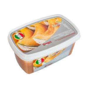 【送料無料】マッツォーニ 冷凍ピューレ メロン 1000g 6個セット 9410 【軽食品 レビュー投稿で次回使える2000円クーポン全員にプレゼントフルーツ・野菜】