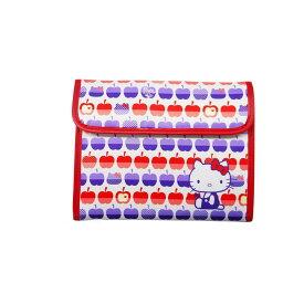 10000円以上送料無料 Sanrio サンリオ マルチケース(ハローキティ/アップル) ジャバラタイプ SJM-2302 【服飾雑貨 レビュー投稿で次回使える2000円クーポン全員にプレゼント財布・カードケース】