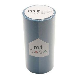 mt CASA マスキングテープ 100mm幅×10m巻き 浅縹 MTCA1056 【文具・玩具 レビュー投稿で次回使える2000円クーポン全員にプレゼント文具】