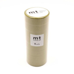 mt マスキングテープ 8P 鶯 MT08P201 【文具・玩具 レビュー投稿で次回使える2000円クーポン全員にプレゼント文具】