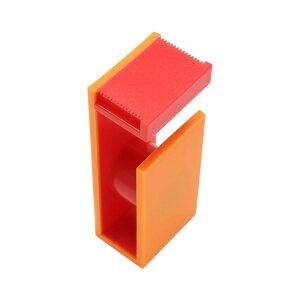 10000円以上送料無料 mt tape cutter 2tone オレンジ×レッド MTTC0023 【文具・玩具 レビュー投稿で次回使える2000円クーポン全員にプレゼント文具】