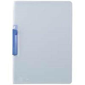 【送料無料】(まとめ)セキセイ クリップインファイル SSS-105 20冊 ブルー【×2セット】 生活用品・インテリア・雑貨 文具・オフィス用品 ファイル・バインダー クリアケース・クリアファ