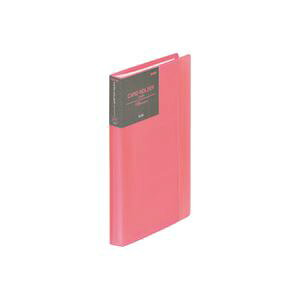 【送料無料】(まとめ)プラス カードホルダーFL-301NS ピンク【×10セット】 生活用品・インテリア・雑貨 文具・オフィス用品 名刺収納・カードファイル レビュー投稿で次回使える2000円クー