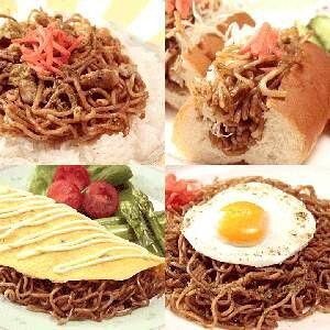 富士宮焼きそば 6食入 フード・ドリンク・スイーツ 麺類 そば レビュー投稿で次回使える2000円クーポン全員にプレゼント