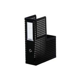 (業務用5セット)セキセイ シスボックス SBX-85 A4S 黒 生活用品・インテリア・雑貨 文具・オフィス用品 ファイルボックス レビュー投稿で次回使える2000円クーポン全員にプレゼント