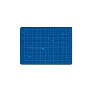 【送料無料】(まとめ)プラス カッターマット A4 BL CS-A4 青【×10セット】 生活用品・インテリア・雑貨 文具・オフィス用品 カッターマット・カッティングマット レビュー投稿で次回使える
