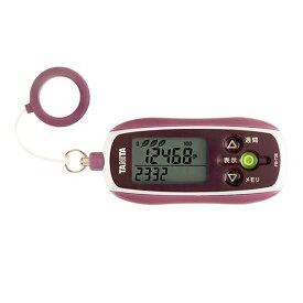【送料無料】TANITA(タニタ) 3Dセンサー搭載歩数計(防犯ブザー付き) FB-736 パープル ダイエット・健康 健康器具 歩数計・活動量計 レビュー投稿で次回使える2000円クーポン全員にプレゼント