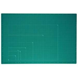 【送料無料】プラス カッターマット A1 GR CS-A1 緑 生活用品・インテリア・雑貨 文具・オフィス用品 カッターマット・カッティングマット レビュー投稿で次回使える2000円クーポン全員にプレ