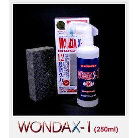 10000円以上送料無料 WONDAX(ワンダックス) ガラス質ボディ保護剤 WONDAX-1(ワンダックス・ワン) 250ml 生活用品・インテリア・雑貨 カー用品 コート剤 レビュー投稿で次回使える2000円クーポン全員にプレゼント