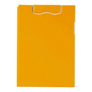 【送料無料】マグネットホルダー 2つ折式 A4-E イエロー 生活用品・インテリア・雑貨 文具・オフィス用品 ファイル・バインダー クリアケース・クリアファイル レビュー投稿で次回使える200