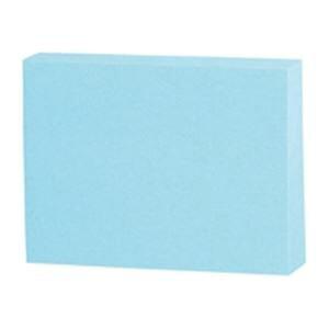 【送料無料】(業務用200セット) スリーエム 3M ポストイット 再生紙ノート 653RP-B ブルー 生活用品・インテリア・雑貨 文具・オフィス用品 付箋紙・ポストイット レビュー投稿で次回使える2000