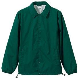撥水防風加工裏地起毛付コーチジャケット アイビーグリーン M ファッション トップス ジャケット メンズジャケット レビュー投稿で次回使える2000円クーポン全員にプレゼント