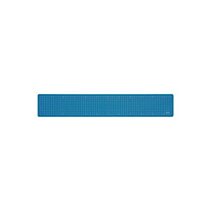 【送料無料】(業務用セット) 折りたたみカッティングマット A2 1/4サイズ CTMO-A201-DB ダークブルー【×5セット】 生活用品・インテリア・雑貨 文具・オフィス用品 カッターマット・カッティ