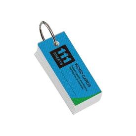 (業務用セット) レイメイ藤井 単語カード WD10 表紙色:アソート(青、黄、赤) 1個入 【×30セット】 生活用品・インテリア・雑貨 文具・オフィス用品 ノート・紙製品 その他のノート・紙製品 レビュー投稿で次回使える2000円クーポン全員にプレゼント