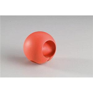 【送料無料】【5個セット】階段手すり滑り止め 『どこでもグリップ』ボール形 軟質樹脂 直径35mm コーラル シロクマ 日本製 生活用品・インテリア・雑貨 インテリア・家具 手すり レビュー