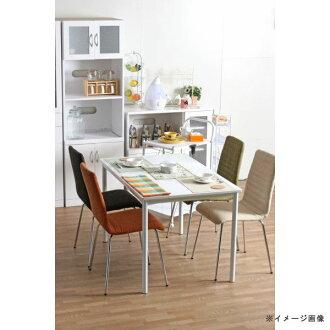 """是超过5000日圆北歐風餐桌/客廳桌子單物品白鋼鐵架子""""shukuru""""生活用品、室內裝飾、雜貨室內裝飾、家具桌子餐桌木製,天然木評論投稿并且下次可以使用的2000日圆優惠券"""