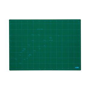 【送料無料】(まとめ) TANOSEE カッターマット A2 450×620mm 1枚 【×2セット】 生活用品・インテリア・雑貨 文具・オフィス用品 カッターマット・カッティングマット レビュー投稿で次回使え