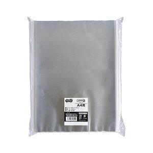 (まとめ) TANOSEE OPP袋 フラット A4225×310mm 1パック(500枚) 【×10セット】 生活用品・インテリア・雑貨 文具・オフィス用品 封筒 レビュー投稿で次回使える2000円クーポン全員にプレゼント