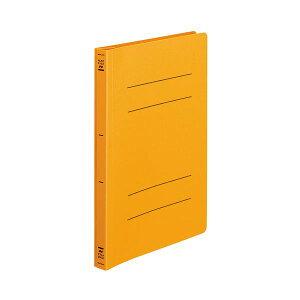(まとめ) コクヨ フラットファイル(PP) B5タテ 150枚収容 背幅20mm オレンジ フ-H11YR 1セット(10冊) 【×10セット】 生活用品・インテリア・雑貨 文具・オフィス用品 ファイル・バインダー クリアケ