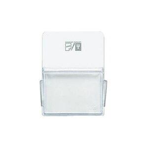 (まとめ)コクヨ マグネットポケット ハガキタテ165×120mm 白 マク-511NW 1セット(6個)【×5セット】 生活用品・インテリア・雑貨 文具・オフィス用品 クリップ レビュー投稿で次回使える2000