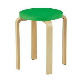 10000円以上送料無料 アール・エフ・ヤマカワ 丸イス Z-SHSC-1GN グリーン 生活用品・インテリア・雑貨 インテリア・家具 椅子 その他の椅子 レビュー投稿で次回使える2000円クーポン全員にプレゼント