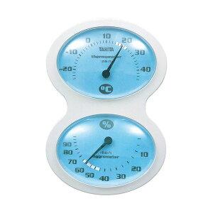 【送料無料】(まとめ)タニタ 温湿度計 ブルーTT-509-BL 1個【×5セット】 ダイエット・健康 健康器具 温度計・湿度計 レビュー投稿で次回使える2000円クーポン全員にプレゼント