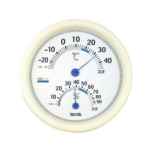 【送料無料】(まとめ) タニタ 温湿度計 TT-513 ホワイト 5個【×3セット】 ダイエット・健康 健康器具 温度計・湿度計 レビュー投稿で次回使える2000円クーポン全員にプレゼント