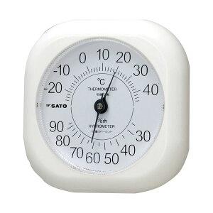 【送料無料】(まとめ) 佐藤計量器 ソフィア温湿度計【×5セット】 ダイエット・健康 健康器具 温度計・湿度計 レビュー投稿で次回使える2000円クーポン全員にプレゼント